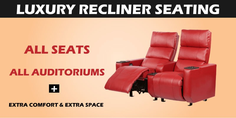 Recliner seating